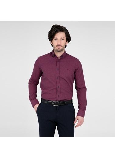 Abbate Gömlek Kırmızı